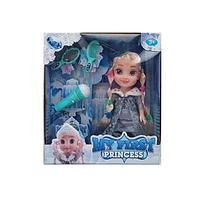 Кукла для девочки функциональная с аксессуарами Frosen 09814C-2