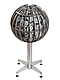 Электрокаменка Harvia Globe GL110, 10.5 кВт вес камней 80 кг парная 15 м.куб с пультом, фото 2