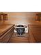 Электрокаменка Harvia Globe GL110, 10.5 кВт вес камней 80 кг парная 15 м.куб с пультом, фото 4