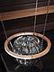 Электрокаменка Harvia Globe GL110, 10.5 кВт вес камней 80 кг парная 15 м.куб с пультом, фото 6