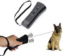 Ультразвуковой Отпугиватель (тренер) для Собак (животных) ZF-853
