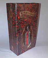 Карты Таро Святой Смерти в коробке с инструкцией. Santa Muerte tarot. Большой размер, Карты 12 х 6,5 см.