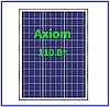 Солнечная панель 110Вт АХ-110Р-72 5ВВ Axioma