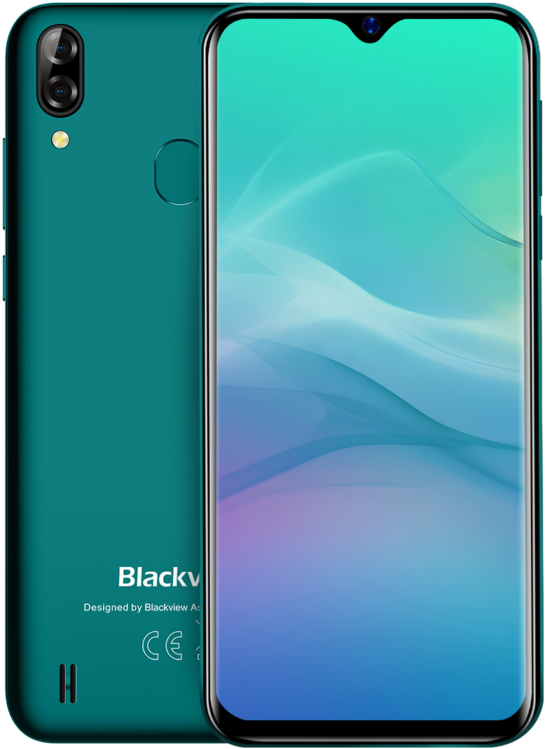Blackview A60 Plus | Зелёный | 4/64 Гб | 4G/LTE | Гарантия
