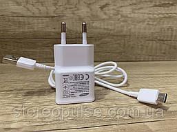 Оригінальний зарядний пристрій Samsung для смартфона (Type C)