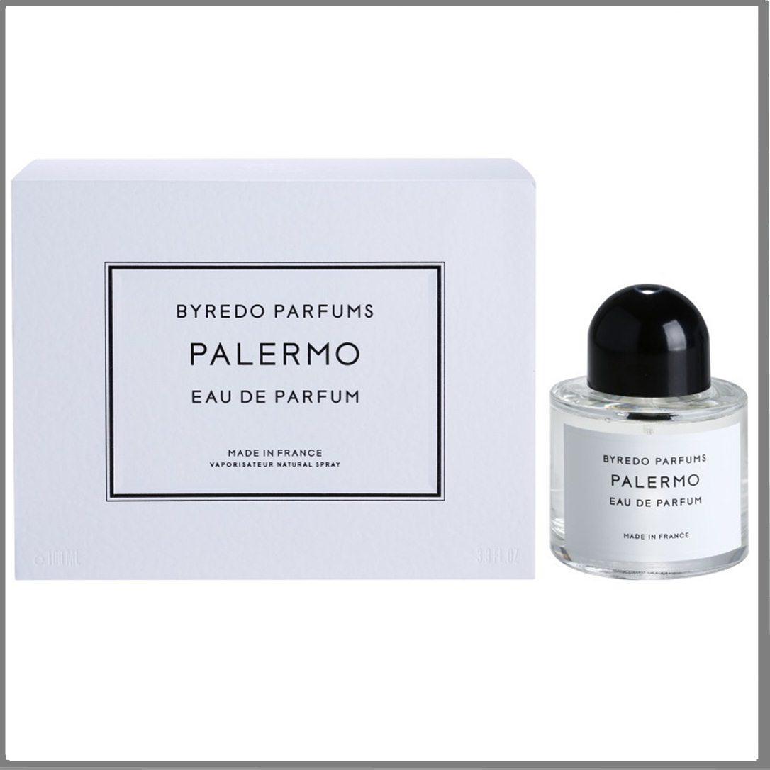 Byredo Palermo парфюмированная вода 100 ml. (Байредо Палермо)