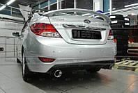 Системы выхлопа для Hyundai Accent/Solaris 2011+