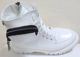 Ботинки высокие женские зимние кожаные от производителя модель КИС50-1, фото 7
