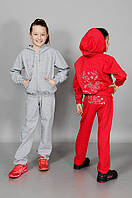 Детские демисезонные костюмы для  девочек