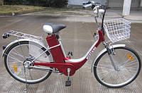 Электровелосипед MUSTANG B006
