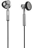Наушники с микрофоном и кнопкой ответа Remax RM-305M Черные