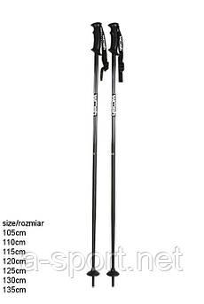 Гірськолижні палки Woosh 110, 115, 120, 125 i 130 см
