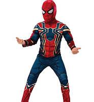 Костюм Железный человек - паук ABC объемный (S 100-120 см)