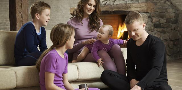 Термобелье для всей семьи