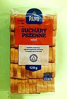 Сухарики Pano 120 г пшеничные, фото 1