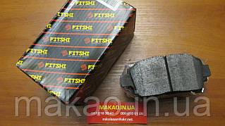 """""""FITSHI"""" Колодки тормозные передние Geely FC, SL, BYD F3"""