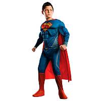 Костюм Супермен объемный М (125-135 см) ABC