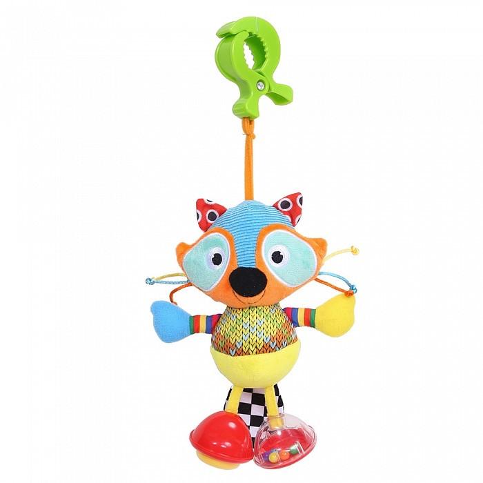 Развивающая игрушка-подвеска Biba Toys Крошка-Енот BS177
