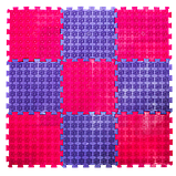 Акупунктурный массажный коврик Лотос 6 элементов, фото 5