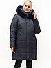 Зимняя женская куртка большого размера 54-70, фото 8
