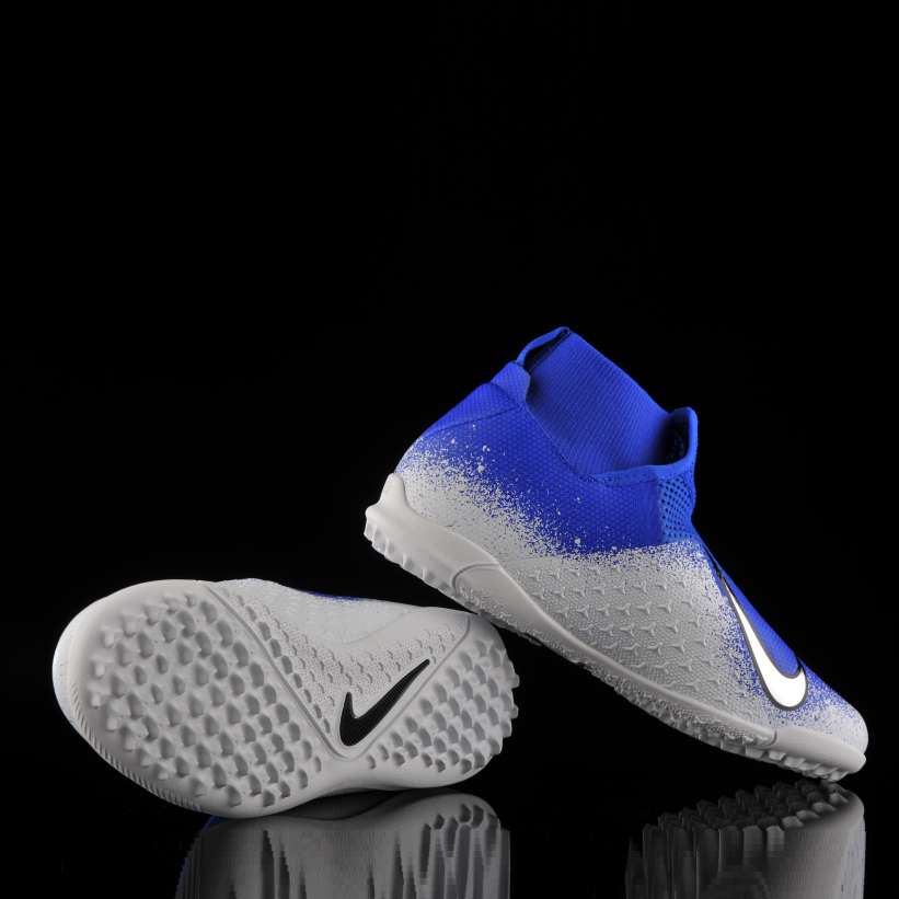 Детские сороконожки Nike Phantom VSN Academy DF TF Junior