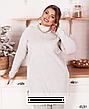 Жіночий светр батал розмір: 50-56, фото 5