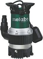 Погружной насос для грязной-чистой воды и откачки со дна METABO TPS 14000S Combi