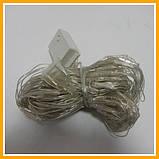 Оптом 100шт Гирлянда сетка 120 led 1.5х1.5м мульти-цвет Новогодняя гирлянда Xmas, фото 4