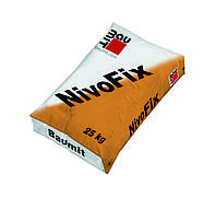 Baumit NivoFix смесь для приклеивания утеплителя ППС плит. 25кг