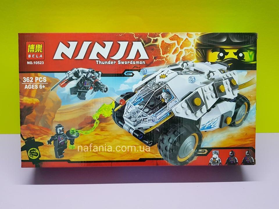 Конструктор Ninja Внедорожник титанового ниндзя