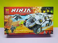 Конструктор Ninja Внедорожник титанового ниндзя, фото 1