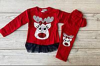Детский новогодний костюм для девочки 1-2 года