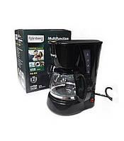 Кофеварка c чайником Rainberg RB-606 650 Вт, фото 1