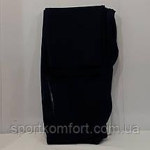 Оригинальный мужской спортивный трикотажный костюм Soccer Турция синий размеры 3хл 4хл 5хл 6хл, фото 3