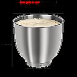 Планетарный миксер Clatronic KM 3765 Titan ( чаша на 10 литров 1500 Вт ), фото 5