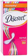 """Прокладки """"Discreet"""" 60шт щоден. Normal/-774/15"""