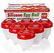 Силиконовые формы для варки яиц Silicon Egg Boil, фото 3