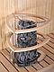 Электрокаменка Harvia Kivi PI70E 6.9 кВт вес камней 100 кг парная 10 м.куб, фото 4