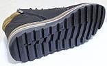 Ботинки зимние мужские кожаные от производителя модель ВОЛ46-3, фото 6