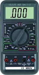 Мультиметр цифровой M-92
