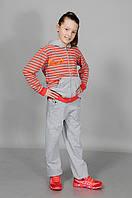Детский демисезонный костюм для девочки