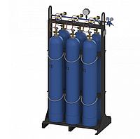 Рампа для кислородных баллонов, фото 1