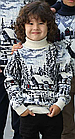 Семейные свитера Домик в лесу, фото 5