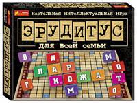 Настольная игра Эрудитус RANOK CREATIVE