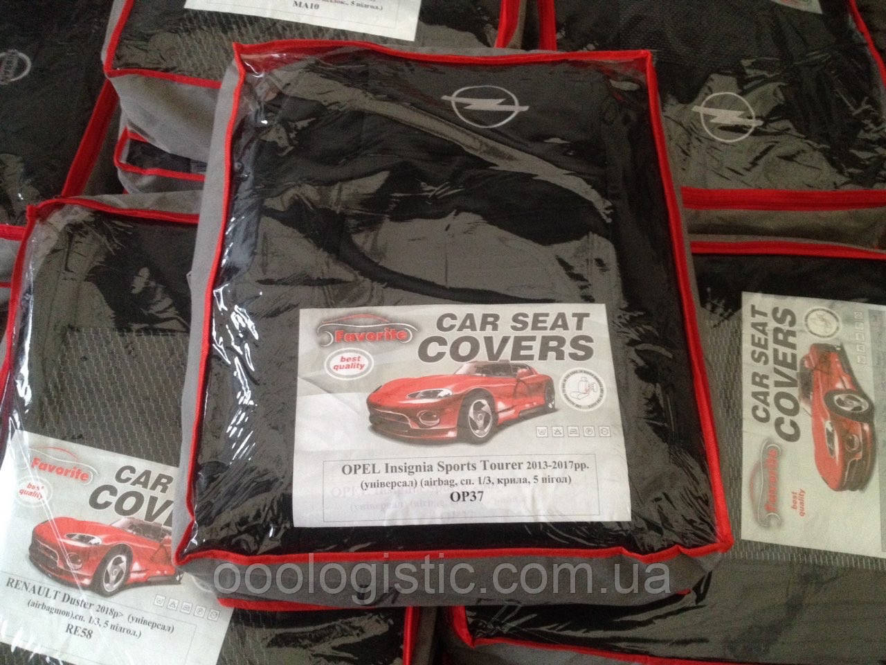 Авточехлы Favorite на Opel Insignia Sports Tourer  2013-2017 универсал,Опель Инсигния Спорт Турер
