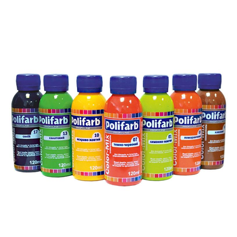 Колорант Color Mix арт.30 Пурпурный Polifarb 0.12л