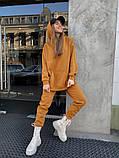 Теплый женский спортивный костюм с объемным худи AL 39-578, фото 5