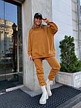 Теплый женский спортивный костюм с объемным худи AL 39-578, фото 8