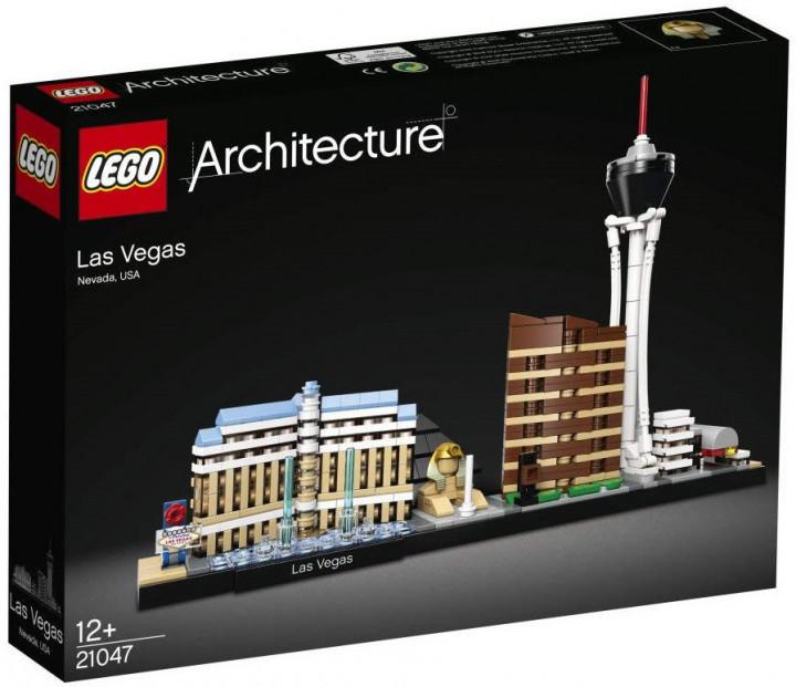 Lego Architecture Лас Вегас