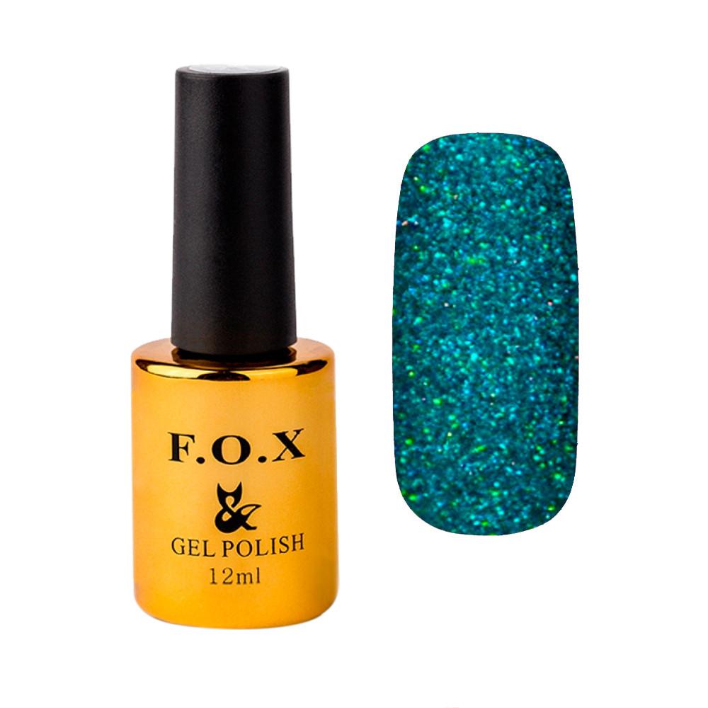 F.O.X gel-polish gold Pigment 169, 12 ml